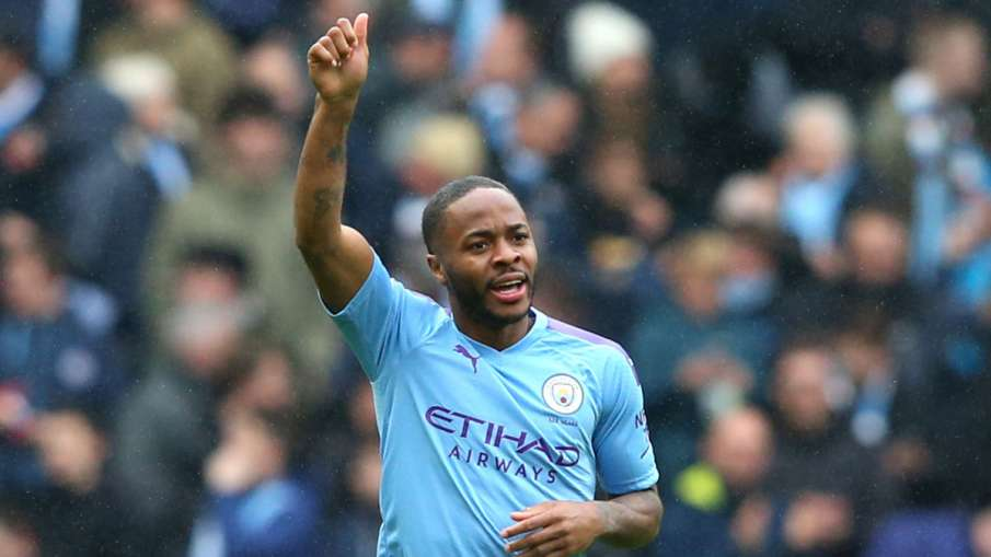 raheem sterling, manchester city, manchester city raheem sterling, lionel messi- India TV Hindi