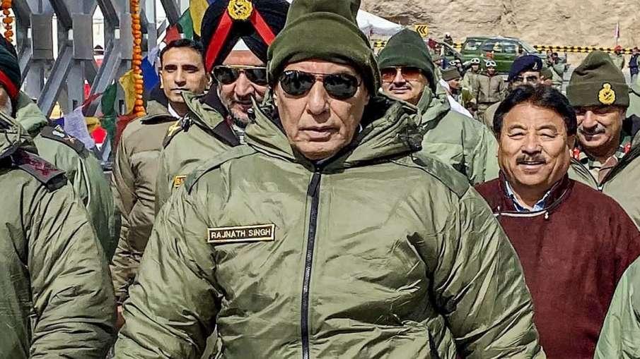 Rajnath Singh says if Pakistan does not stop...- India TV Hindi