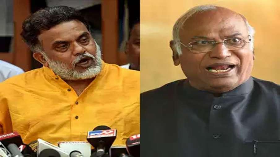 Sanjay Nirupam again targets Mallikarjun Kharge by saying atheist- India TV Hindi