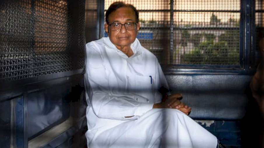 Senior Congress leader and former finance minister P Chidambaram- India TV Hindi