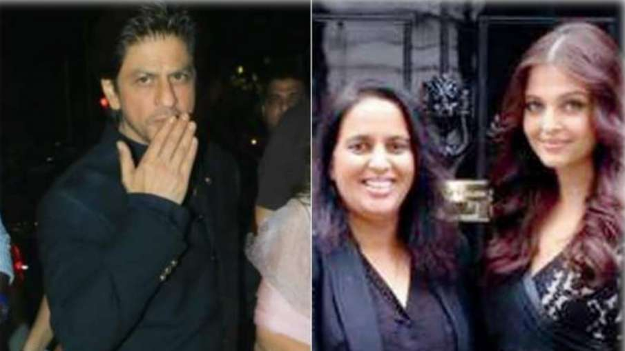 Shah Rukh Khan rescues Aishwarya Rai Bachchan's manager...- India TV Hindi