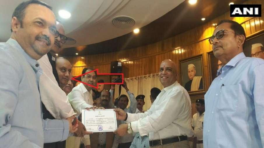 Sudhanshu Trivedi elected unopposed to Rajya Sabha in by-election- India TV Hindi