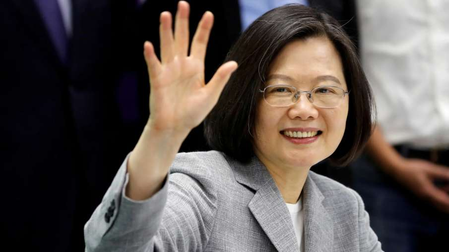 ताइवान की शांति एवं स्थिरता के लिए खतरा है चीन: साई इंग-वेन- India TV Hindi