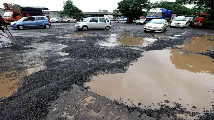 Potholes- India TV Hindi