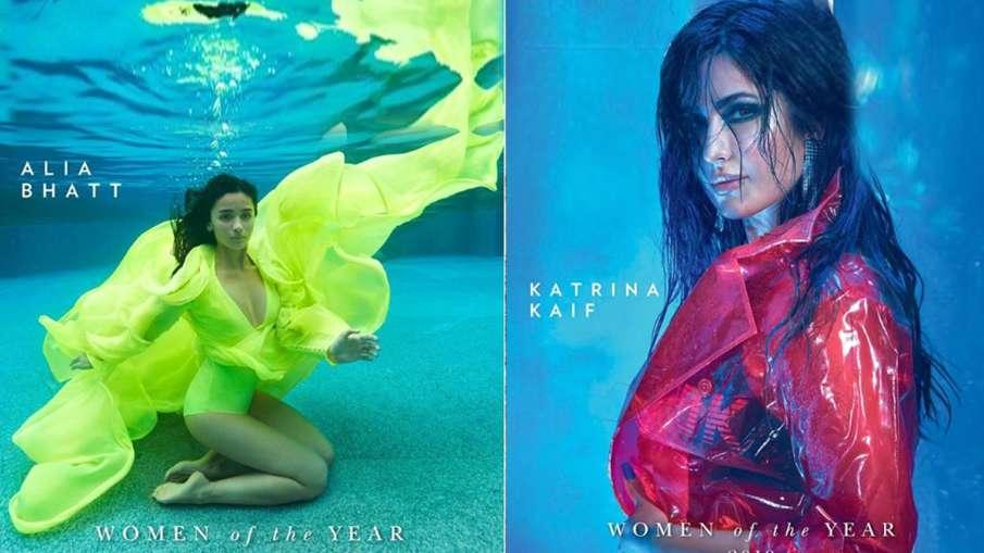 Alia Bhatt and Katrina Kaif- India TV Hindi