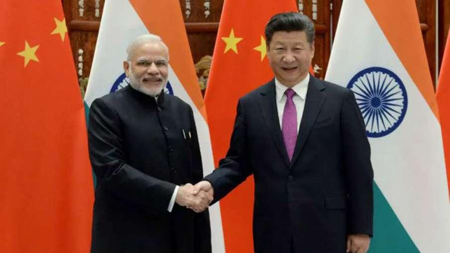 Narendra Modi And XI Jinping Meeting - India TV Hindi