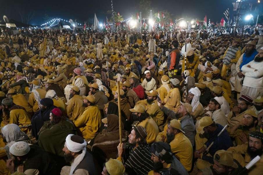 Protest in Pakistan- India TV Hindi