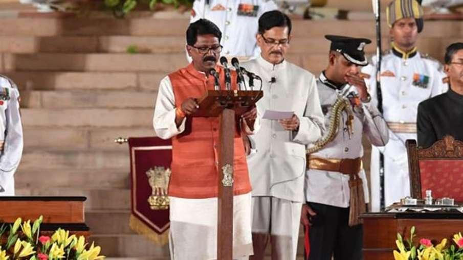 Arvind Sawant, Arvind Sawant Resigns, Uddhav Thackeray, Maharashtra Government Formation- India TV Hindi