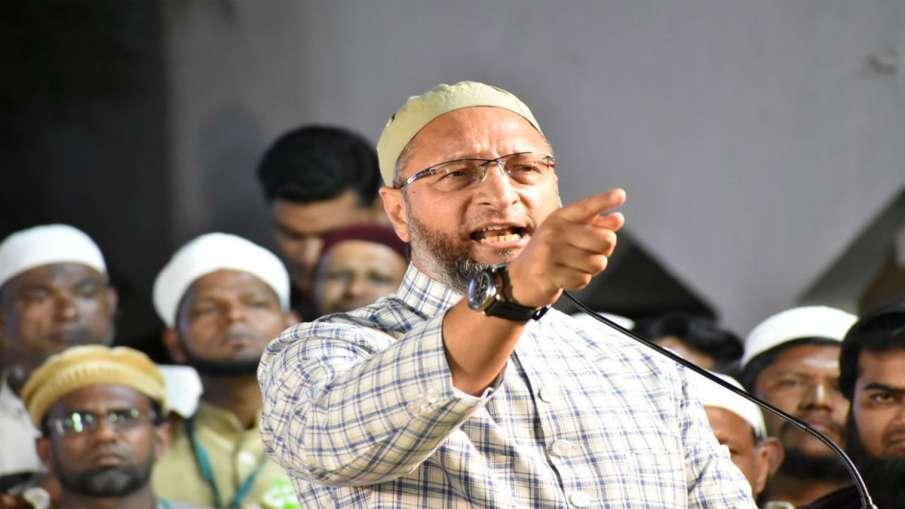 Asaduddin Owaisi says I want my masjid back - India TV Hindi