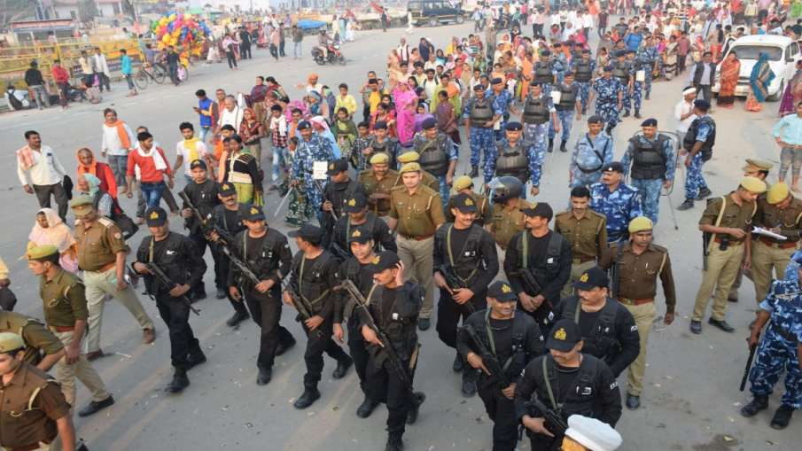 अयोध्या पर सबसे बड़े फैसले से पहले अयोध्या छावनी में तब्दील, पूरे यूपी में धारा 144 लागू- India TV Hindi
