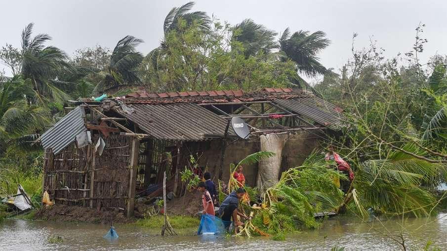 Bangladesh, Bangladesh Cyclone Bulbul, Cyclone Bulbul, Cyclone Bulbul Death- India TV Hindi
