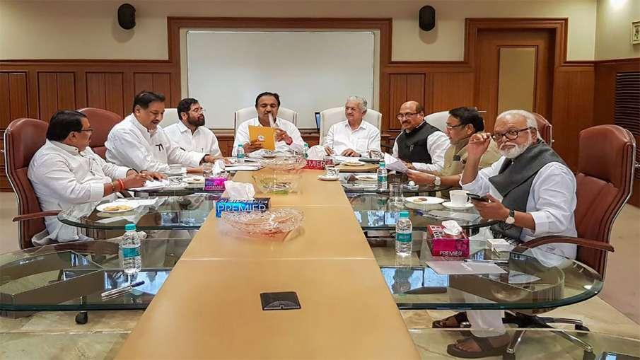 Congress NCP Shiv Sena Meeting- India TV Hindi