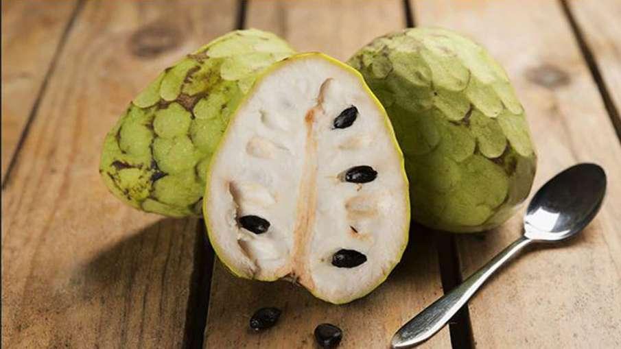 custard apple facts myths- India TV Hindi