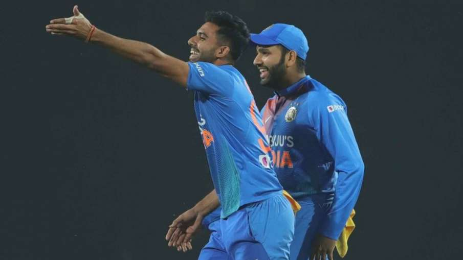 Deepak Chahar, Rohit Sharma, Jasprit Bumrah, India vs Bangladesh 2019, India vs Bangladesh t20i Seri- India TV Hindi