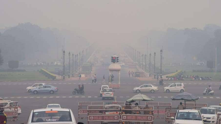 दिल्ली में प्रदूषण के स्तर में बढ़ोतरी, 21 नवंबर से और खराब होगी हवा- India TV Hindi