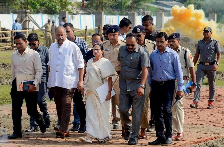 West Bengal Chief Minister Mamata Banerjee - India TV Hindi
