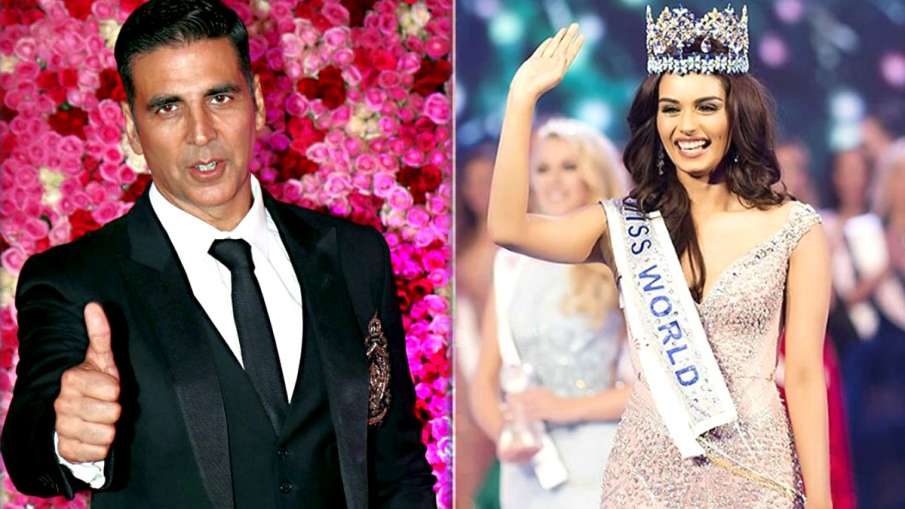 Akshay Kumar and Manushi Chillar- India TV Hindi