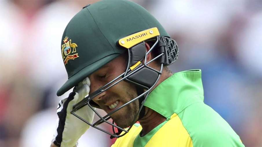 Glenn Maxwell, praying to break his hand during World Cup 2019, now revealed - India TV Hindi