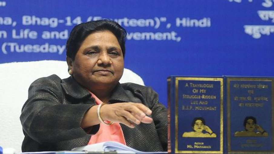 Ayodhya Verdict anytime soon says Mayawati - India TV Hindi