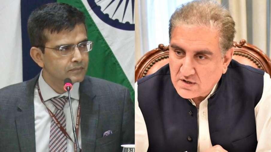 Pakistan ayodhya verdict, Shah Mahmood Qureshi, ayodhya verdict latest news, ram mandir supreme cour- India TV Hindi