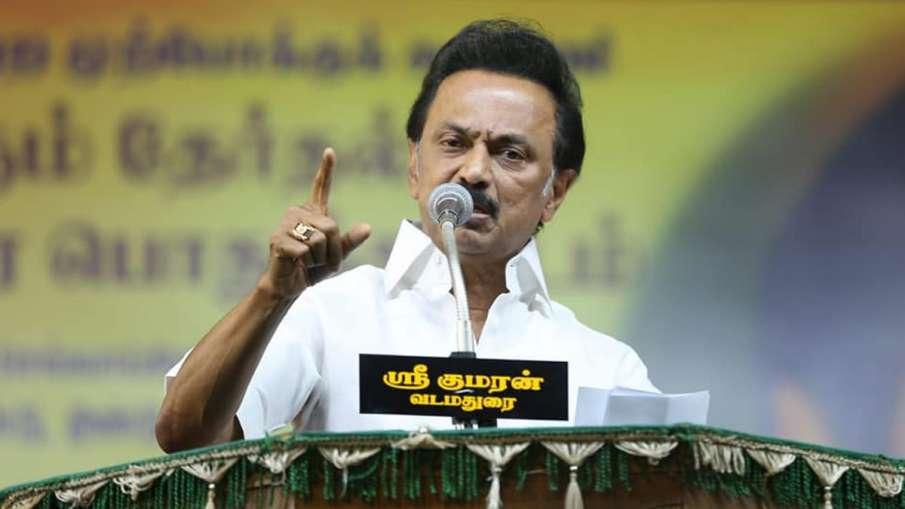 DMK leader MK Stalin, DMK leader, MK Stalin, Sharad Pawar NCP, Devendra Fadnavis- India TV Hindi