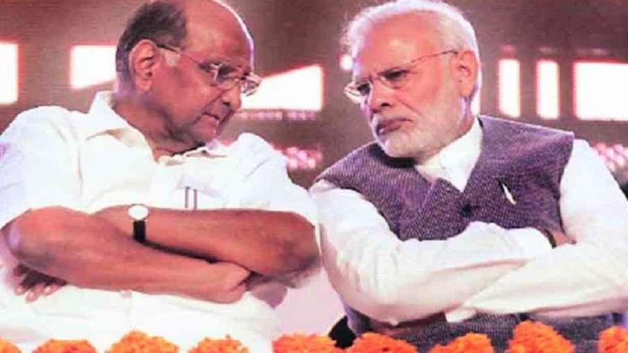 महाराष्ट्र में सरकार पर सस्पेंस के बीच आज पीएम मोदी से मिलेंगे शरद पवार, शिवसेना बेचैन- India TV Hindi