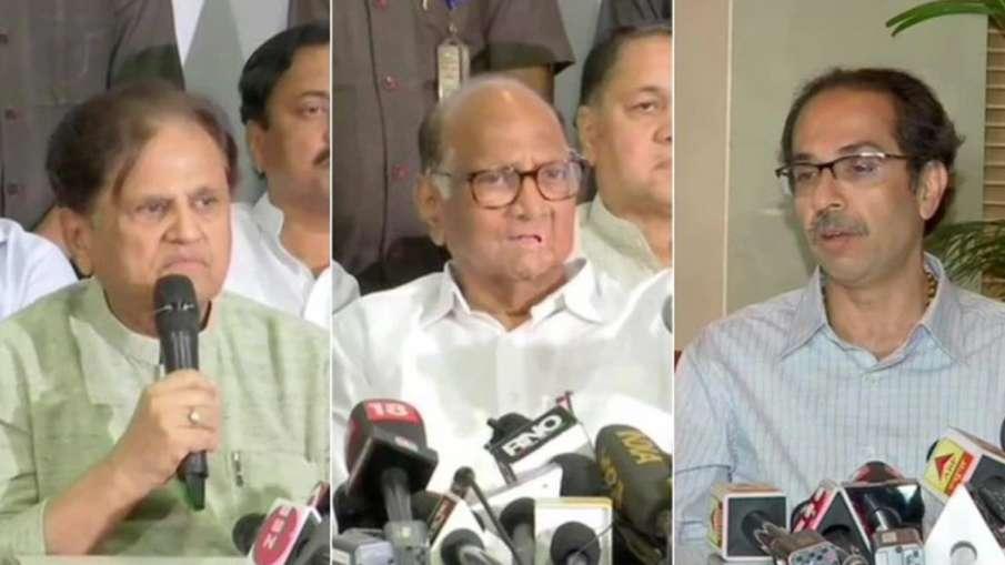 महाराष्ट्र में सरकार गठन पर गतिरोध जारी, एनसीपी-कांग्रेस ने शिवसेना पर फोड़ा पूरा ठीकरा- India TV Hindi