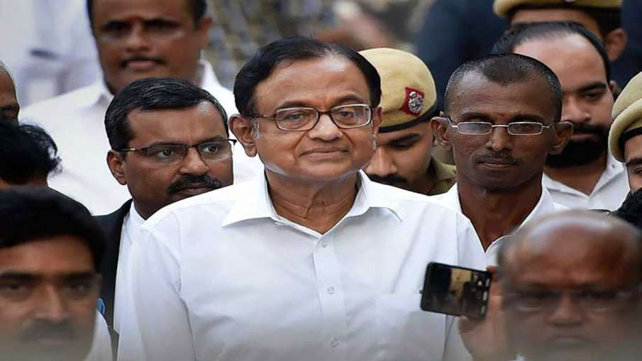 P. Chidambaram- India TV Hindi