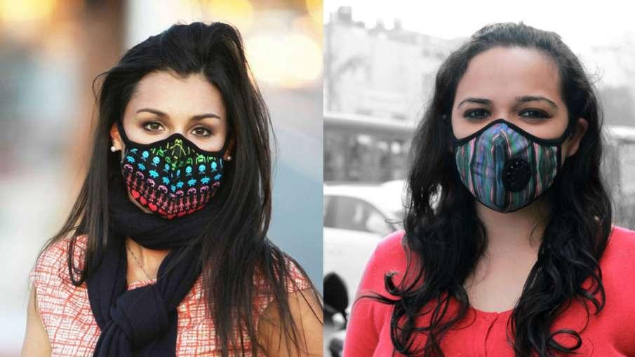 delhi ncr , air pollution,  best mask- India TV Hindi
