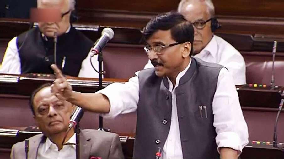 Shiv Sena leader Sanjay Raut- India TV Hindi