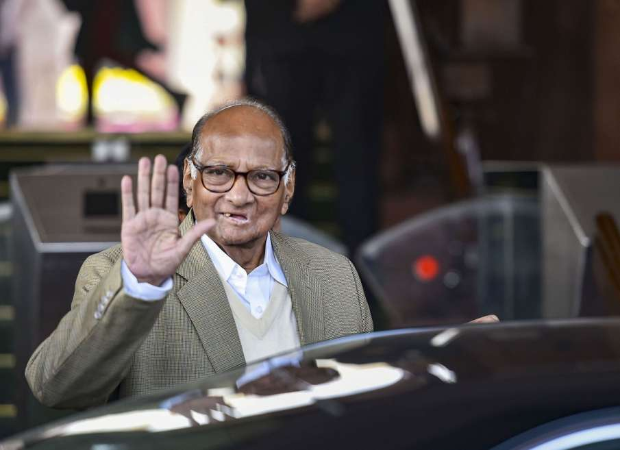 Sharad Pawar- India TV Hindi