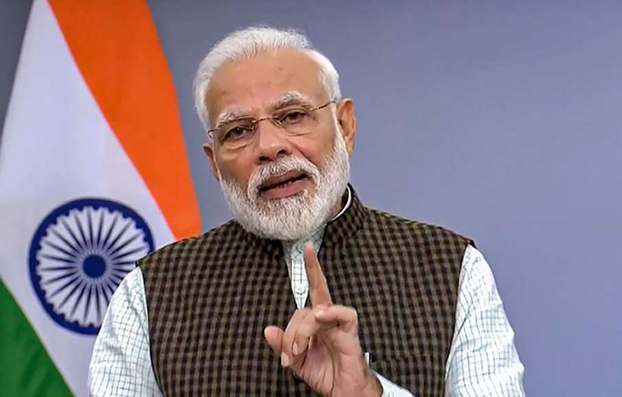 PM Narendra Modi ने देश को किया...- India TV Hindi