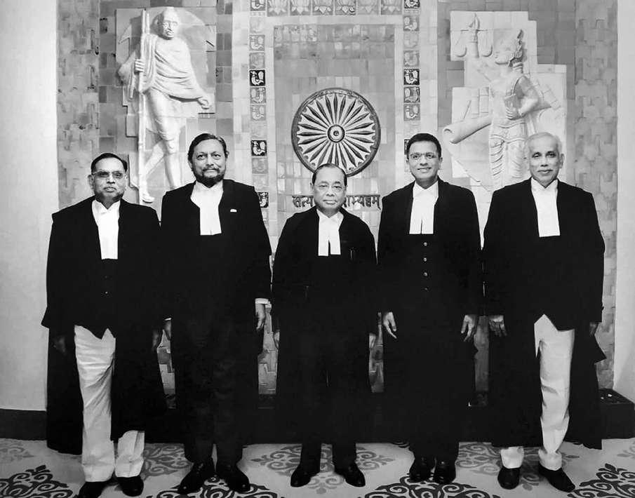CJI Ranjan Gogoi- India TV Hindi