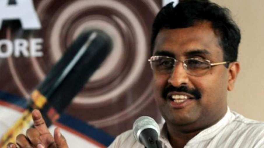 Need to start political engagement in Valley: Ram Madhav- India TV Hindi
