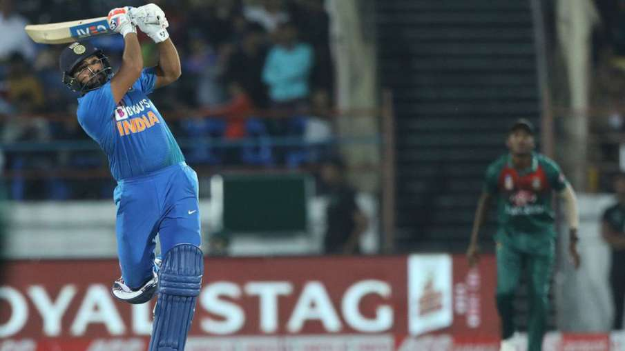 Rohit Sharma, Rohit Sharma Sixes Record, India vs Bangladesh- India TV Hindi