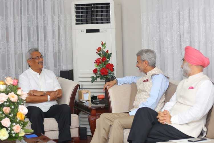 Newly-elected Lankan President to visit India on Nov 29:...- India TV Hindi