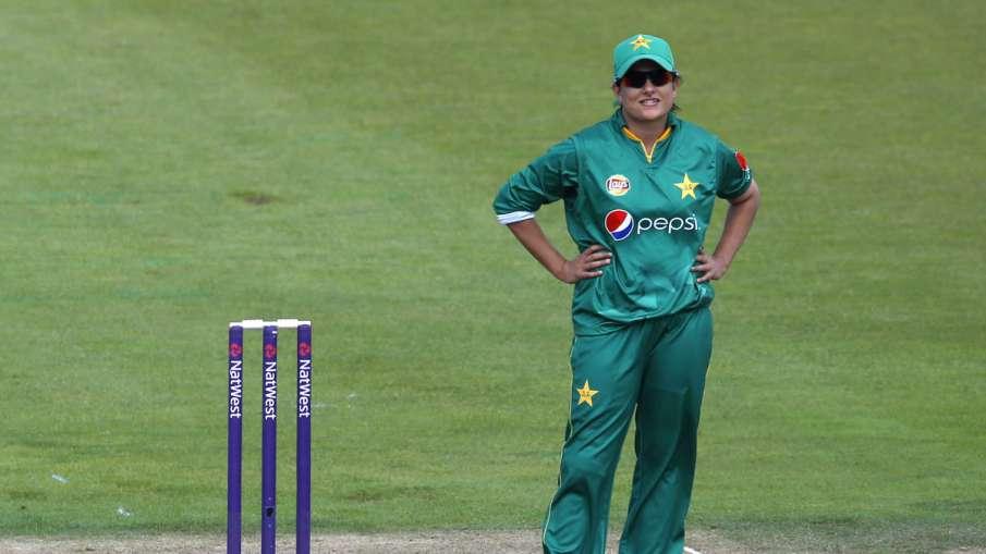 Sana mir, sana mir pakistan cricketer, pakistan women39s cricket team, pakistan women- India TV Hindi
