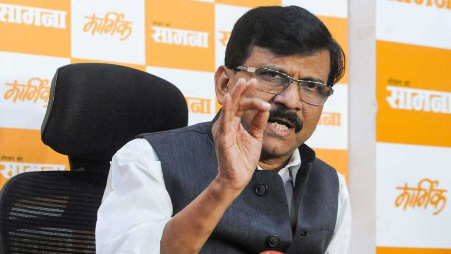 Shiv Sena Leader Sanjay Raut- India TV Hindi