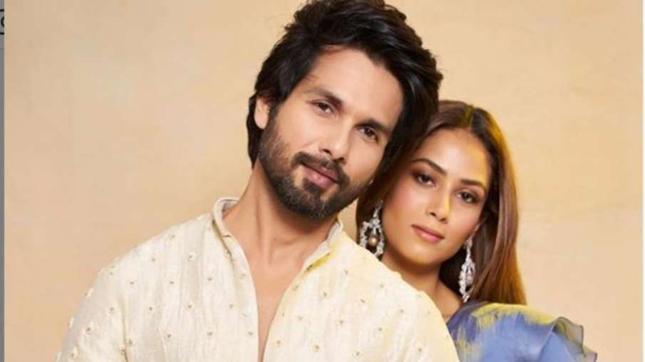 shahid kapoor mira kapoor- India TV Hindi