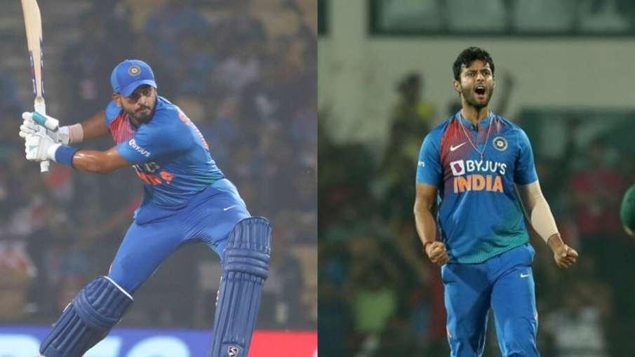 shreyas iyer, shivam dube, shreyas iyer india, shivam dube, shardul thakur, mumbai cricket, mumbai s- India TV Hindi