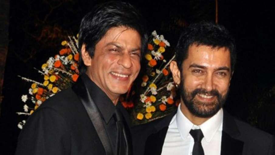 Shah rukh khan and aamir khan- India TV Hindi