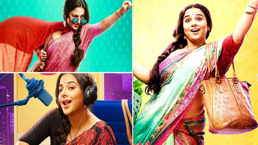 Vidya Balan in Tumhari Sulu- India TV Hindi