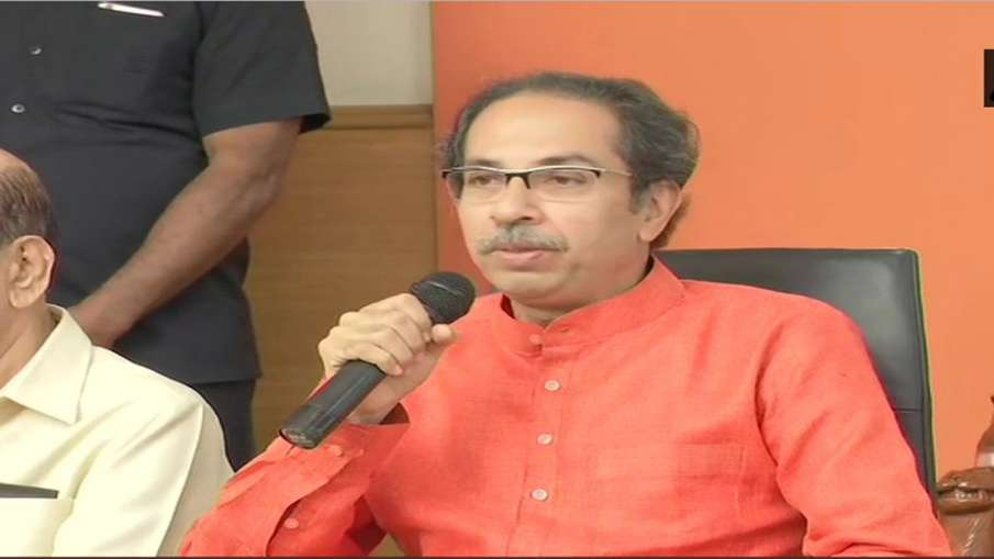 Uddhav Thackeray- India TV Hindi
