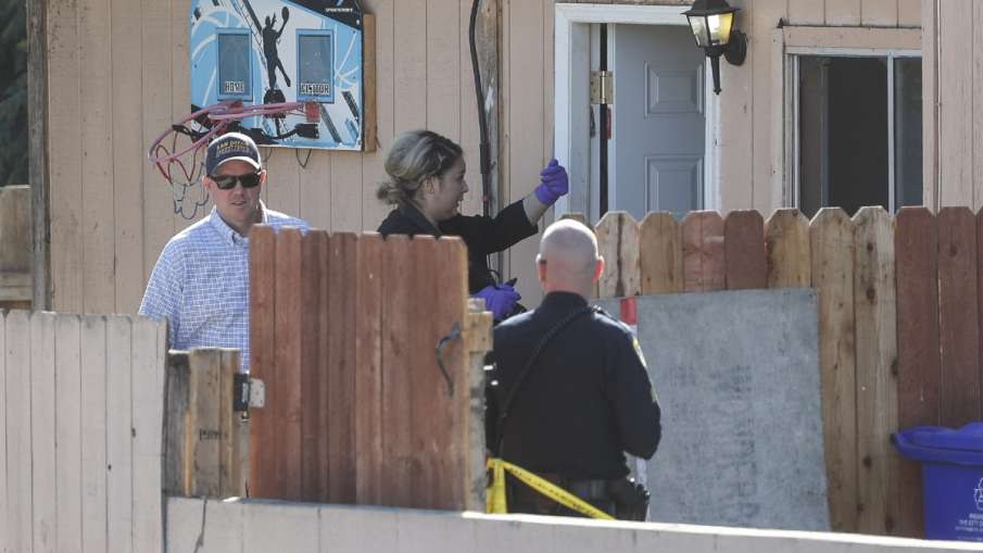 San Diego murder-suicide, Man shoots family in San Diego- India TV Hindi