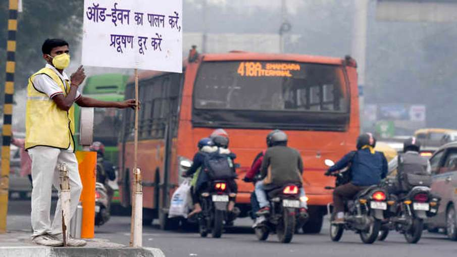 Odd Even- India TV Hindi