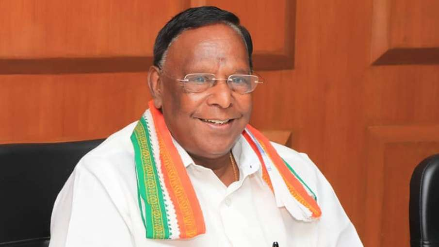 A demon has been put in place, says Puducherry CM V Narayanasamy | Facebook- India TV Hindi