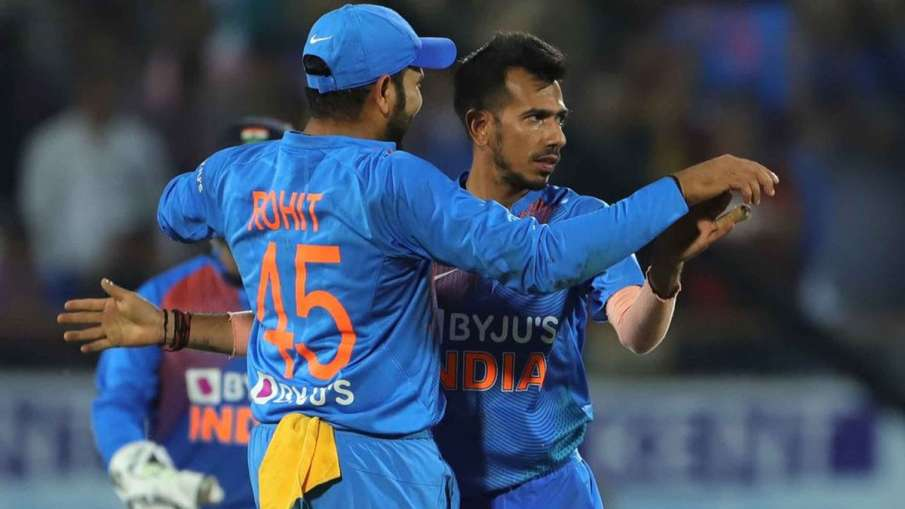 Yuzvendra Chahal, Rohit Sharma, Team India, India vs Bangladesh 2019- India TV Hindi