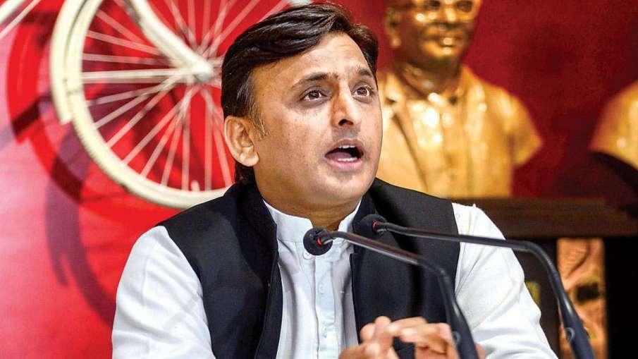 Akhilesh Yadav targeted the UP government, said the...- India TV Hindi