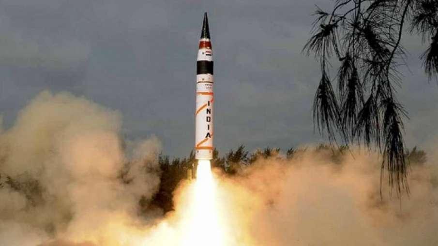 भारत ने किया पृथ्वी-2...- India TV Hindi