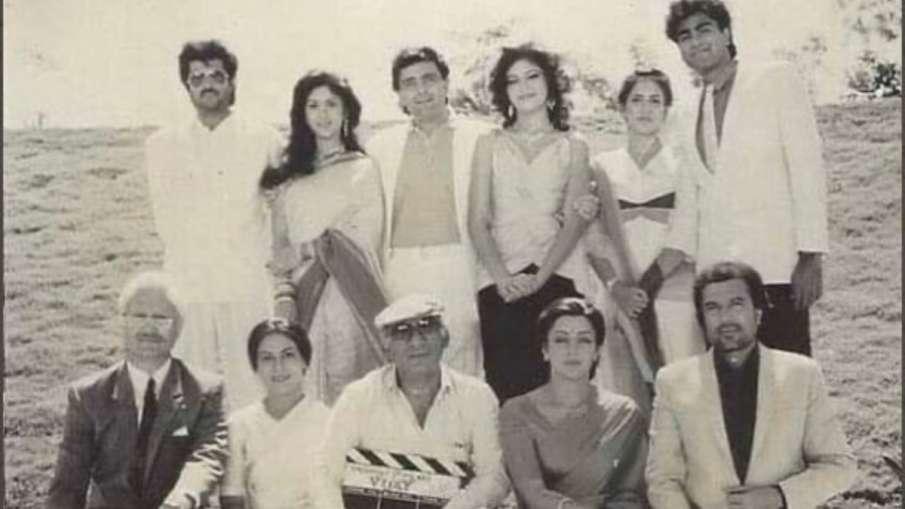 anupam kher shares throwback picture- India TV Hindi